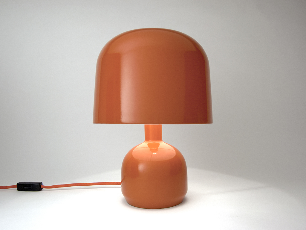 HANK Table Lamp Black
